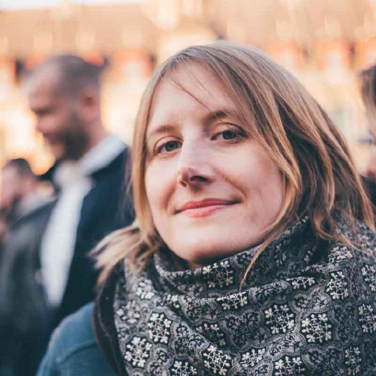 Frédérique Henrottin - rédactrice en chef.
