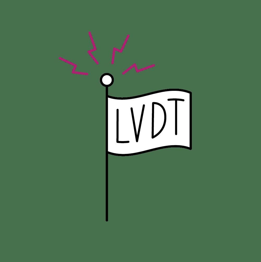 Logo de LVDT
